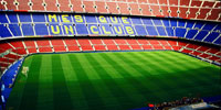 Football at Camp Nou
